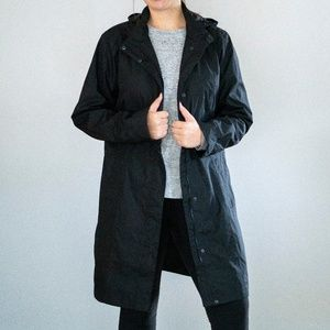 Eddie Bauer Rain Coat